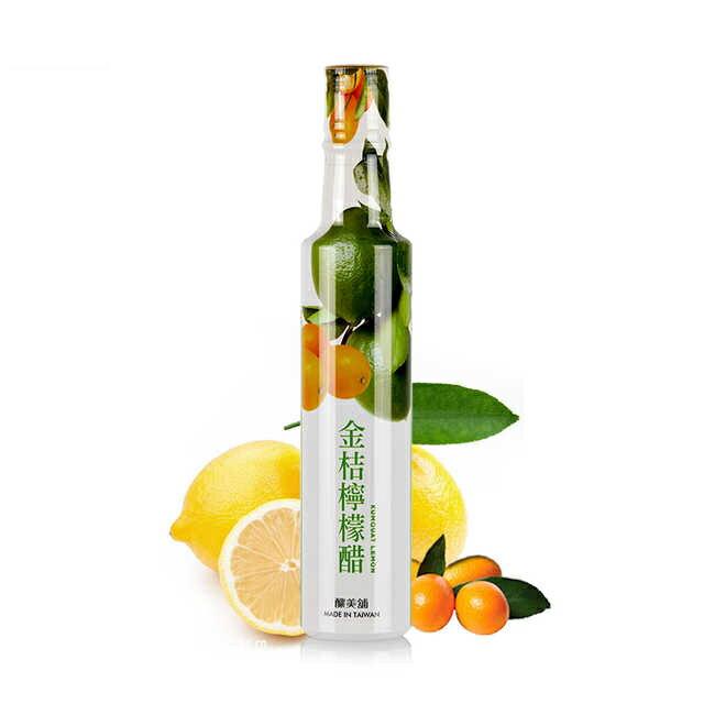 【釀美舖】金桔檸檬醋(100%純果釀) 2