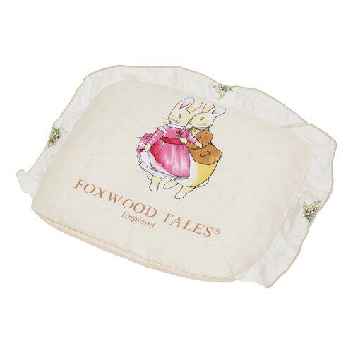 『121婦嬰用品館』狐狸村 矽膠嬰兒造型枕-米