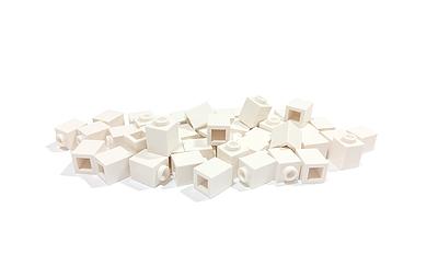 BrickBrick潮帽-白色積木(Regular)