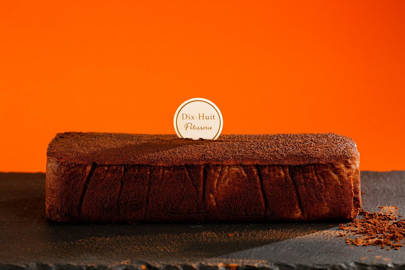 法芙娜巧克力起司蛋糕 大 17cm / 小 12cm