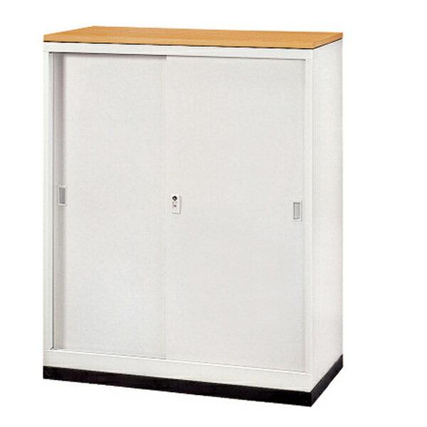 3尺鐵拉門隔間櫃 90 x 45 x 113 公分 2013-B-118-14