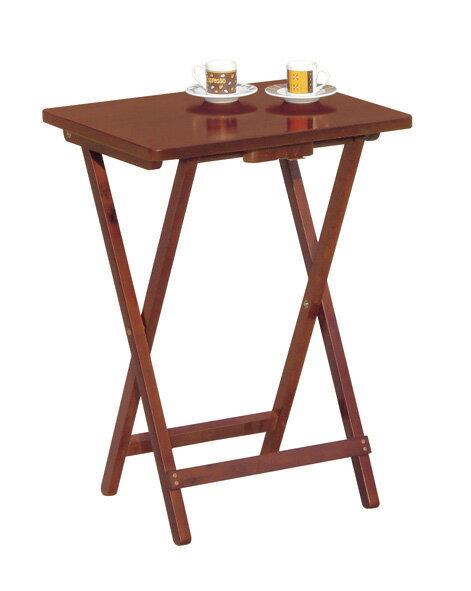 【 IS空間美學 】麻吉木製休閒折合桌