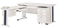 L型書桌/電腦桌/辦公桌推薦推薦到【 IS空間美學 】KH150 L型祕書桌組就在IS 空間美學推薦L型書桌/電腦桌/辦公桌推薦