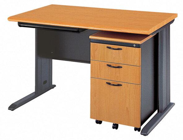 【 IS空間美學 】SCD120 職員桌組