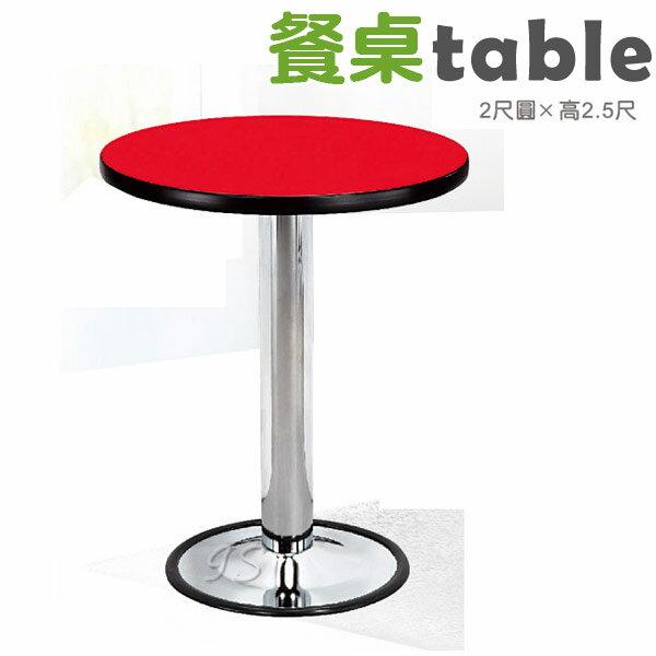~ IS空間美學 ~木心板美耐板紅色餐桌
