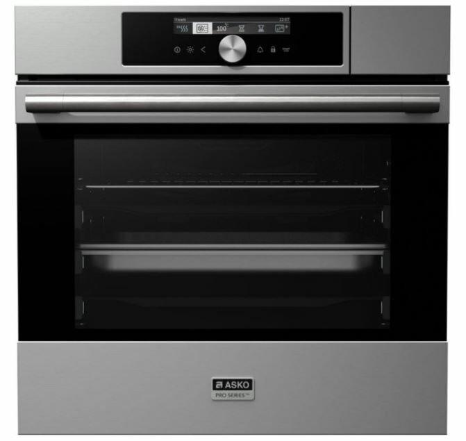 【零利率】ASKO 瑞典賽寧 OCS8656S 嵌入式蒸烤爐 ※熱線07-7428010