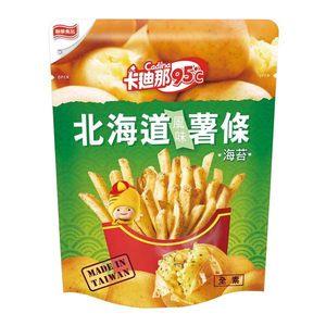 卡迪那 95℃北海道風味薯條-海苔 40g/袋