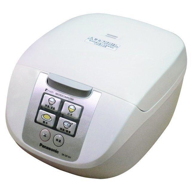Panasonic 國際牌 10人份微電腦電子鍋 SR~DF181