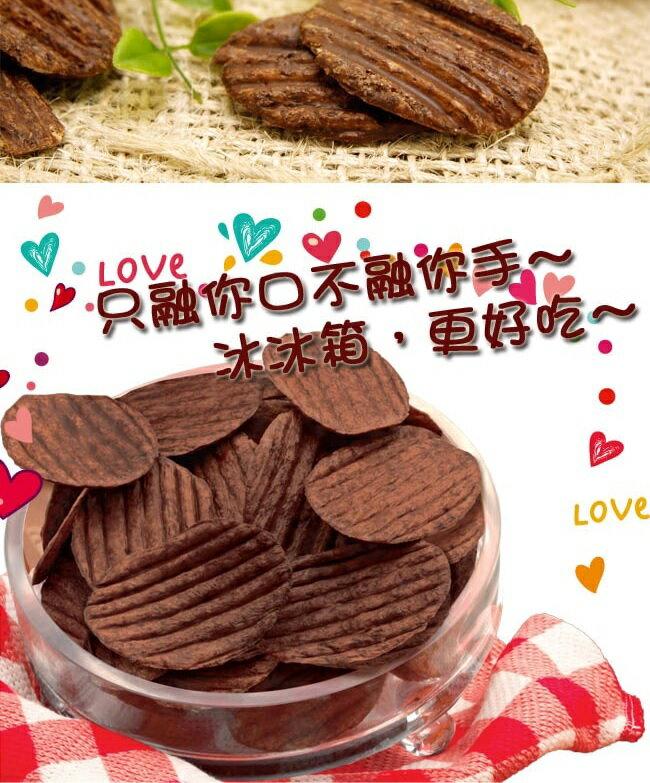 有樂町 泰國 Rinbee歐趴拉巧克力薯片30g 2