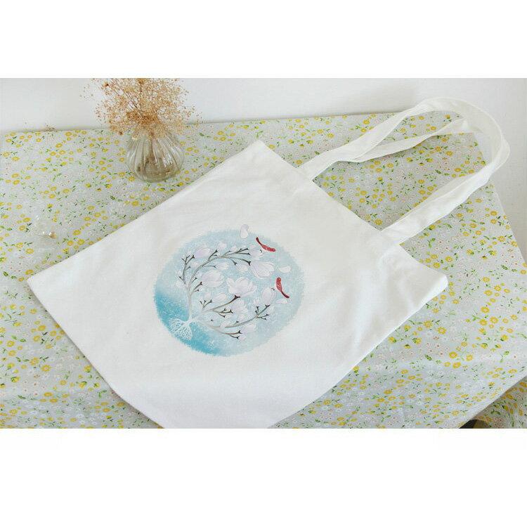手提包 帆布包 手提袋 環保購物袋【SPA27】 BOBI  11/10 2