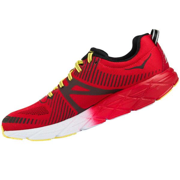 HOKAONEONE男慢跑鞋Tracer2(黑紅)輕量競速1016786TRBC【胖媛的店】
