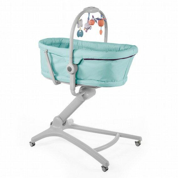 【Chicco】Baby Hug 多功能成長安撫嬰兒床 1