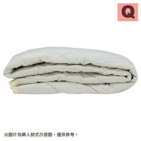 床包式保潔墊 竹炭 雙人加大 6×6.2尺 NITORI宜得利家居 0