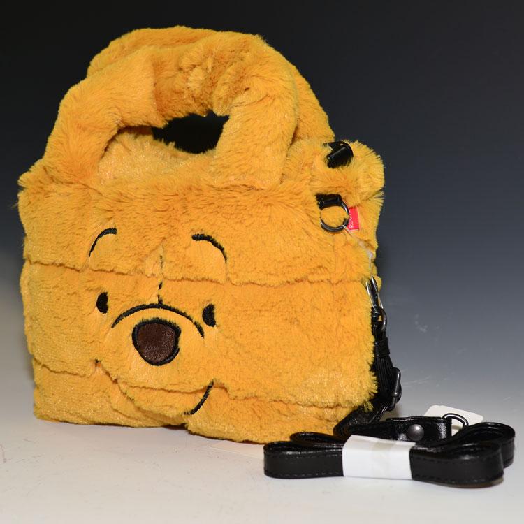 ROOTOTE 小熊維尼 側背包 手提包 日本帶回