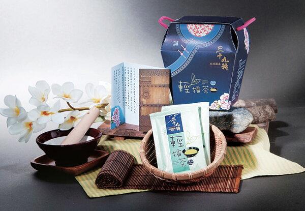 好客HAOKE:【三久商行】原味擂茶(天燈祈福禮盒)(共兩組)_E0370