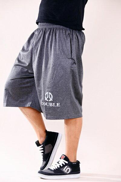 【CS衣舖 】加大尺碼 吸濕排汗 極度快乾 舒適 吸汗 機能運動短褲 伸縮腰圍 2807 2