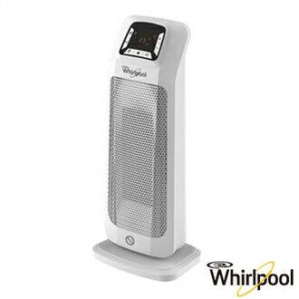 昇汶家電批發:Whirlpool 惠而浦 電子式陶瓷電暖器 WFHE50W