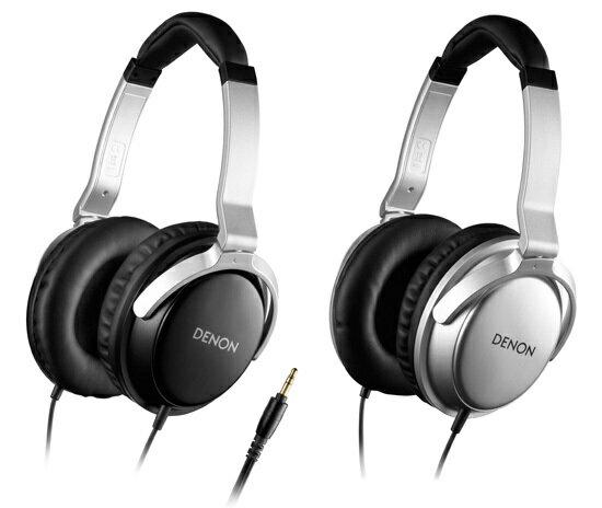 志達電子 AH-D510 贈收納袋 DENON 100 周年限量款 AH D510 全罩式耳機 (公司貨,展示試聽) 優於SHP8900