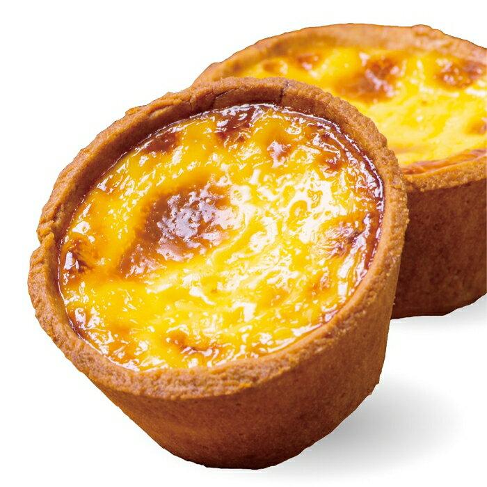 ✦給力✦法式冰心蛋塔6入/盒  人氣團購 點心 甜點 甜塔