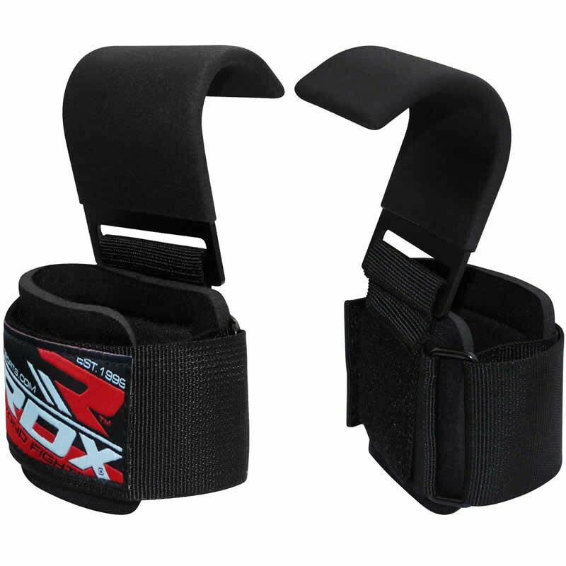 【RDX】英國 RDX 45cm RDX舉重倍力鉤 - 限時優惠好康折扣
