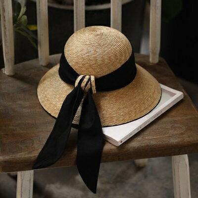 草帽手工編織漁夫帽-海邊渡假時尚百搭女遮陽帽73si14【獨家進口】【米蘭精品】