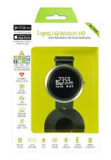 雙揚Q77HR藍牙心率智慧健身手錶