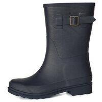 雨靴、雨鞋推薦到LINAGI 里奈子精品【E9298115】簡約超甜美風時尚雨鞋百搭中筒雨靴就在里奈子 Li-nagi推薦雨靴、雨鞋