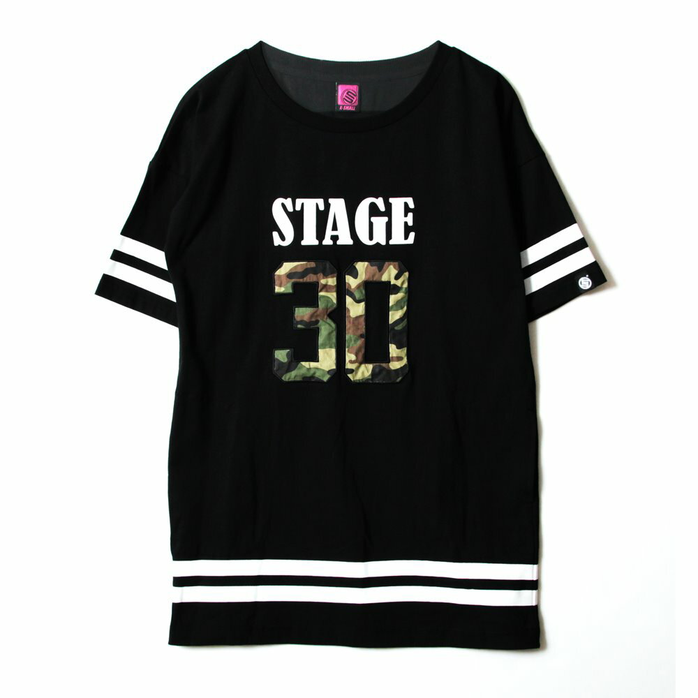 STAGE FIFTH SLEEVE DRESS  黑色 3