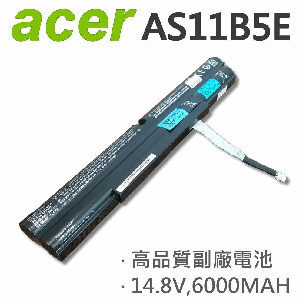 ACER 宏碁 AS11B5E 8芯 日系電芯 電池 4INR18/65-2 Aspire 5951 5951G Series Aspire 8951 8951G Series