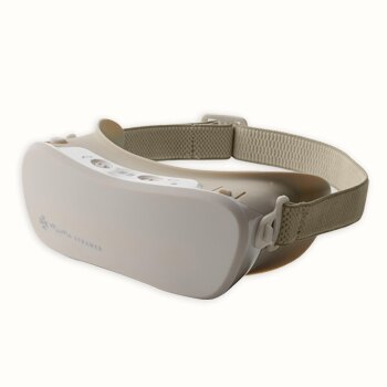 LOURDES AX-KX500be 蒸氣眼罩(米色)