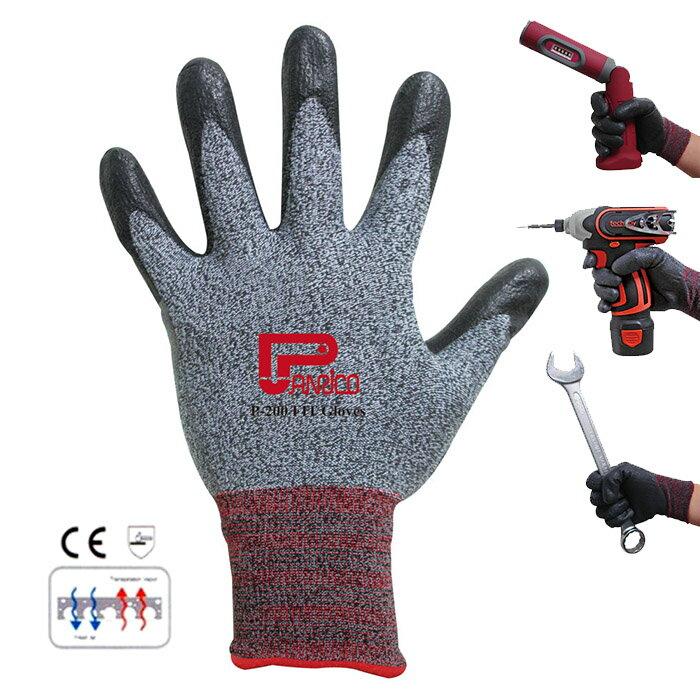 韓國NiTex加厚型止滑耐磨手套!多功能透氣防滑工作手套 四種尺寸S M L XL