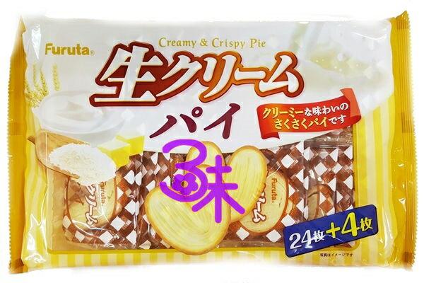 ^( ^) Furuta 古田生奶油派 1包 238公克 ^(28入^)  145 元 ~