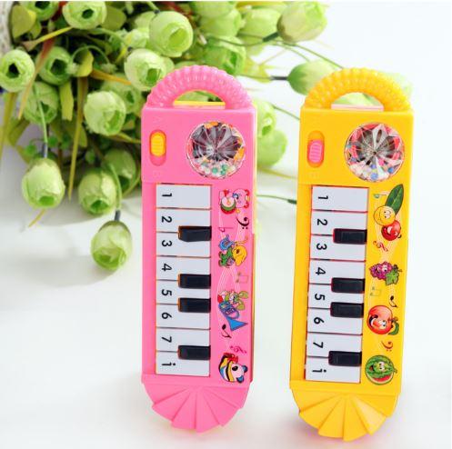 【省錢博士】嬰兒玩具 / 音樂早教電子琴益智 / 寶寶手提琴