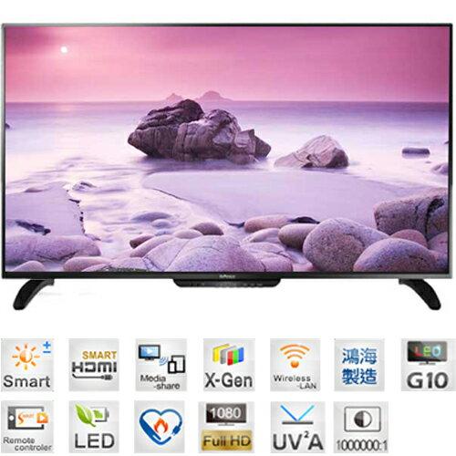 InFocus 超視堺 XT-70CM802 LED液晶電視 70吋 日本堺十代面板 1080P Full HD