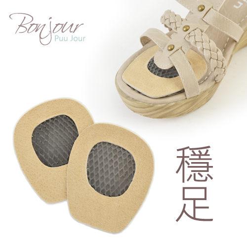 BONJOUR~MIT 製^!舒適升級5mm真皮穩足墊^~防衝^~ ^(高跟鞋 涼拖鞋皆