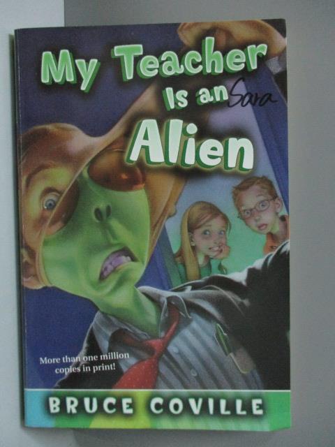 【書寶二手書T1/語言學習_NAM】My Teacher Is An..._Coville