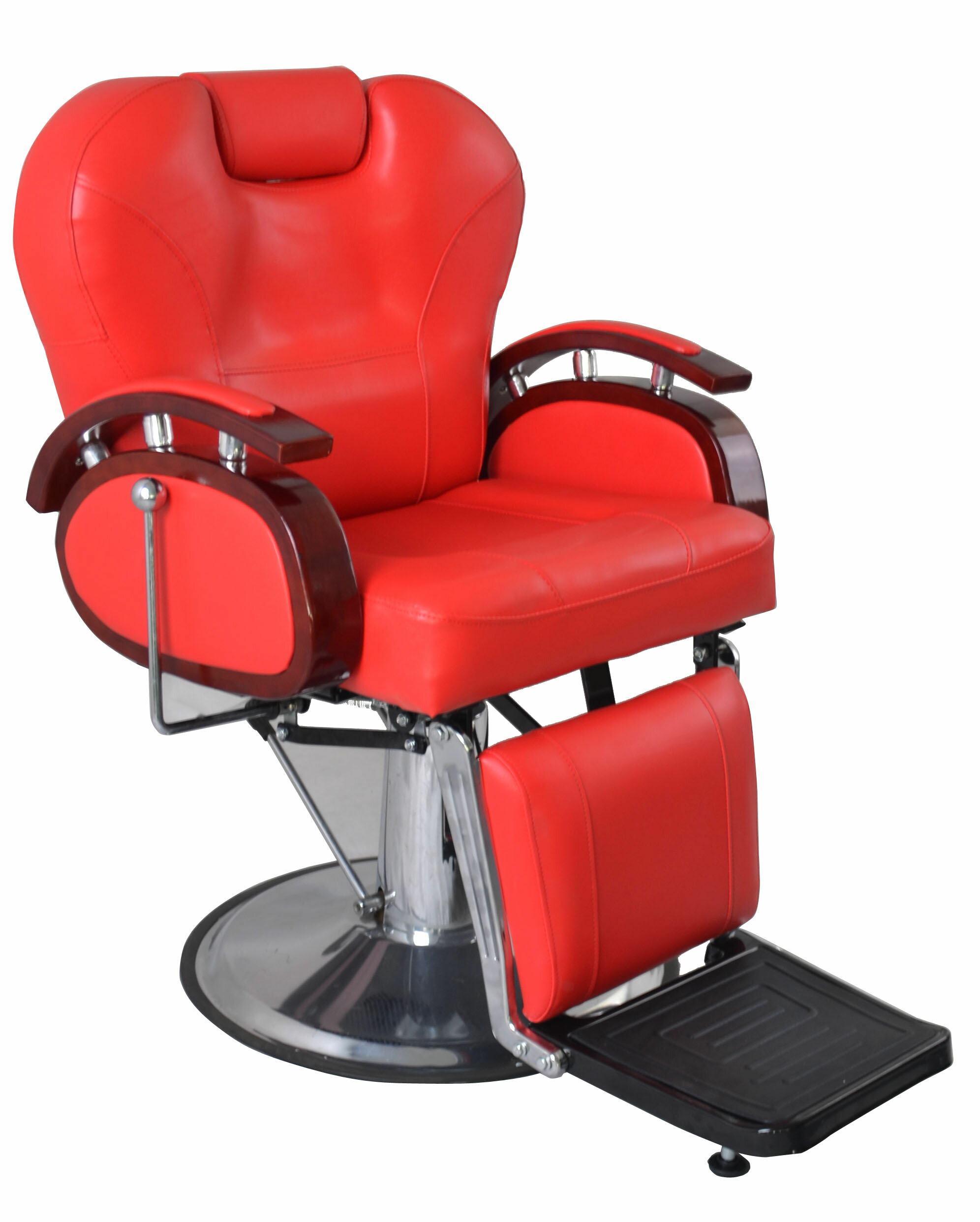 BarberPub All Purpose Hydraulic Recline Barber Chair Salon Beauty Spa  Shampoo Equipment 8705 4