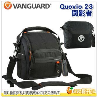 VANGUARD 精嘉 Quovio 23 闊影者 公司貨 相機包 側背相機包 單眼 攝影 斜背 一機兩鏡 Shoulder Bag