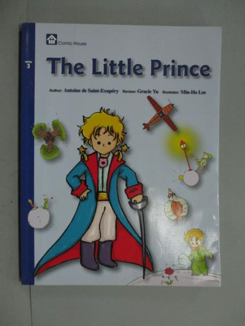 ~書寶 書T4/繪本_ZBU~The little prince_Antoine de S