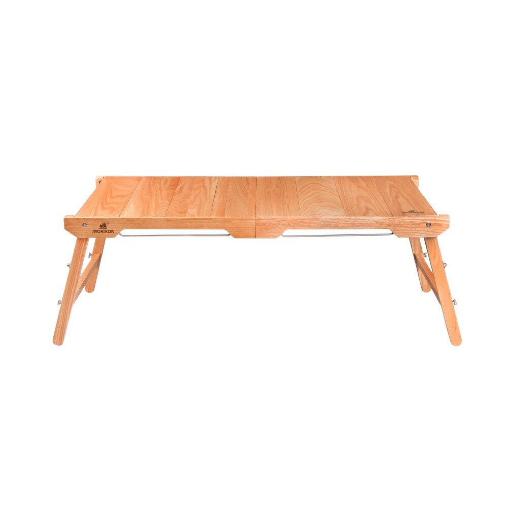 MORIXON 魔法橡木桌 原木桌 露營桌 可拆式 露營用品 IGT MT-6 野樂  戶外用品
