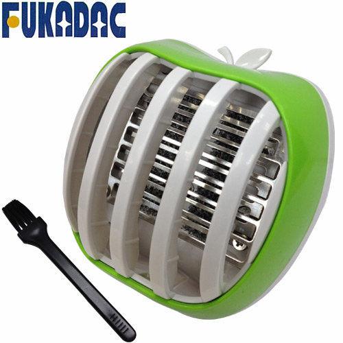 <br/><br/>  免運費 FUKADAC 蘋果光觸媒捕蚊燈/小夜燈 LC-R01<br/><br/>