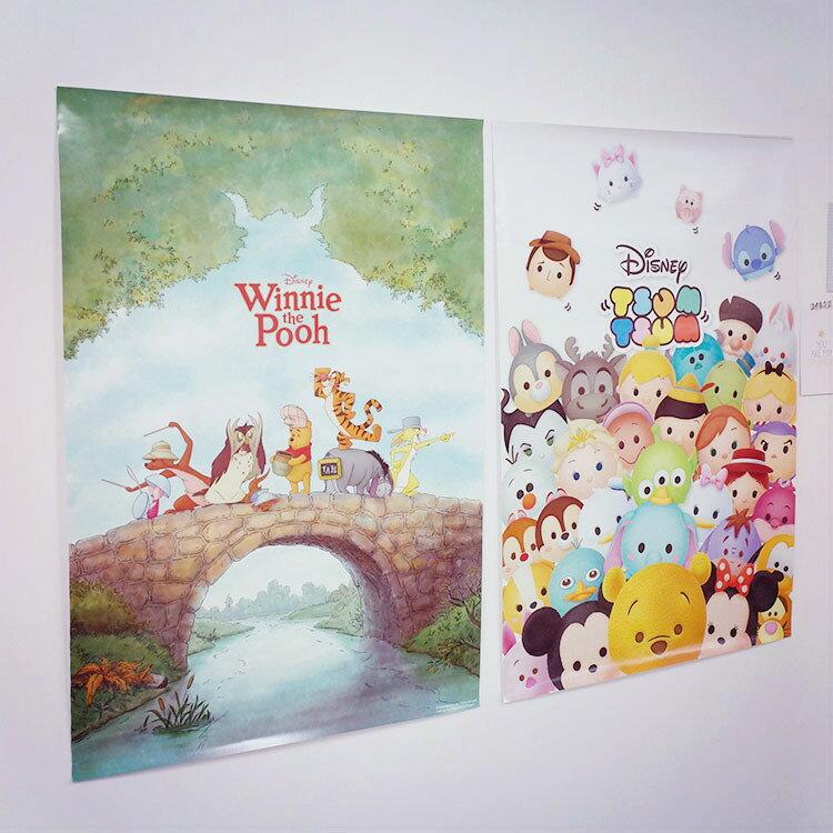 PGS7 迪士尼系列商品 - 迪士尼 海報 (A1) 小熊維尼 Winnie TSUM 造型 【SFW7043】
