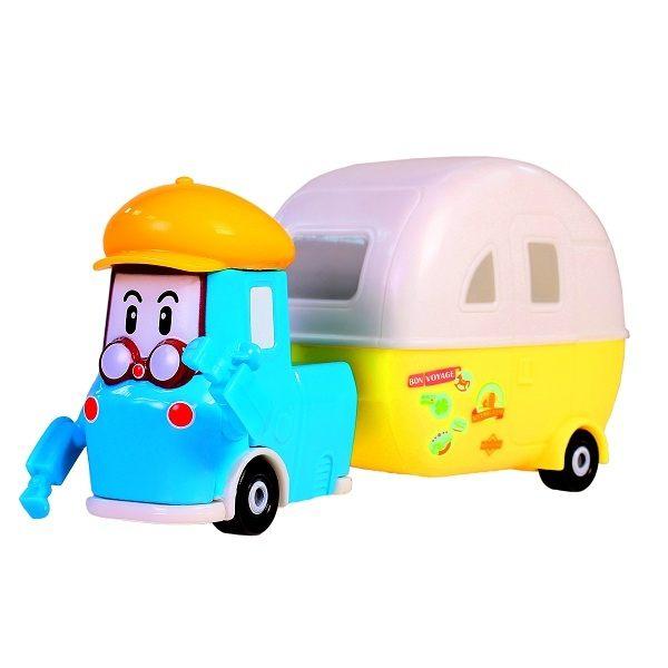【到貨了!】【POLI波力】救援小英雄(合金單車系列)阿旅279元