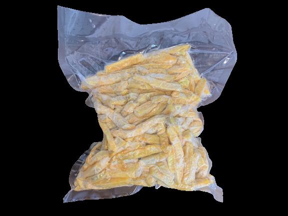 【小可生鮮】瓜瓜園 脆皮地瓜薯條 分包裝(500克/1000克) 原包裝 約3000克/包 #地瓜內餡 鹹酥雞炸物店必備
