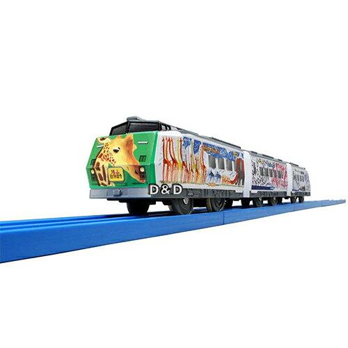 《TAKARA TOMY》交通鐵道 S-13 旭山動物園列車 東喬
