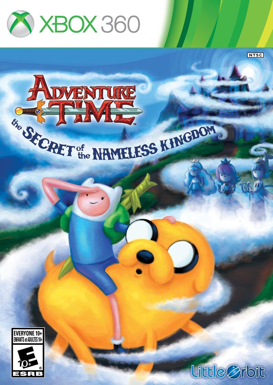 XBOX 360 探險活寶:無名王國的秘密(老皮與阿寶) -英文美版- Adventure Time: The secret of the nameless kingdom