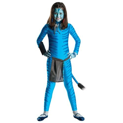 Avatar Neytiri Child Halloween Costume 0