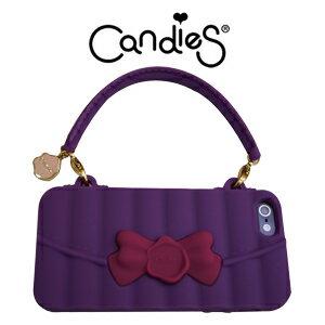 ~Candies~晚宴包Matelasse 紫 IPhone5