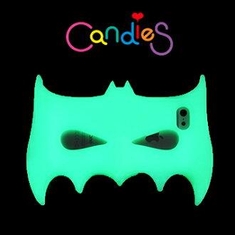【Candies】黑暗騎士(夜光版) IPhone5/5S