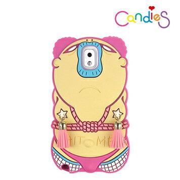 HOT!!【Candies】SM大叔(粉色)--Galaxy Note3 惡趣情趣味爆發!!